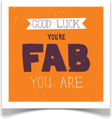 Cide 6024 Good Luck, you're fab